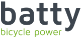 batty - bicycle power Logo